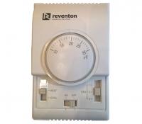 3-х ступенчатый регулятор скорости с комнатным термостатом HC3S